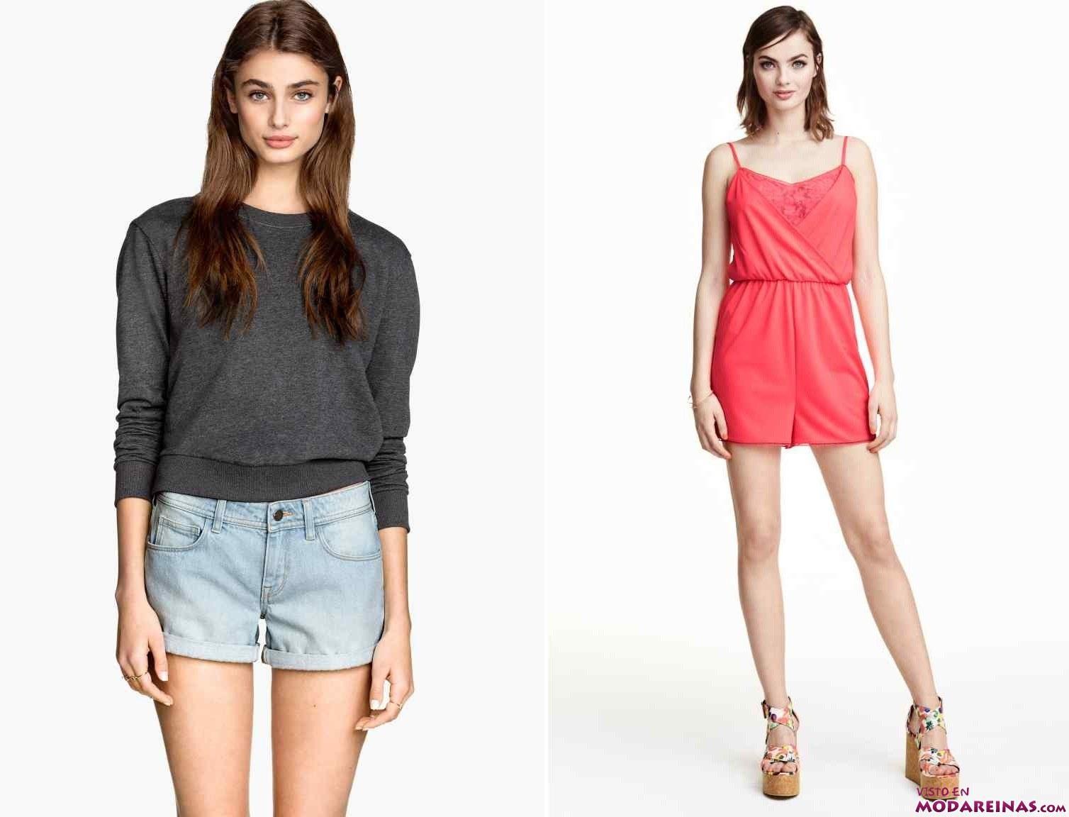pantalones cortos de H&M