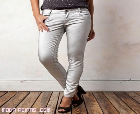 Pantalones para brillar en una fiesta
