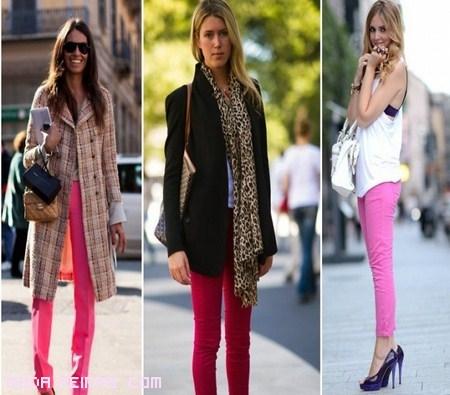 Colores para tus pantalones