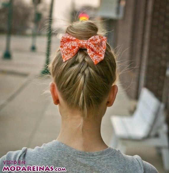 Tres peinados sencillos para el día