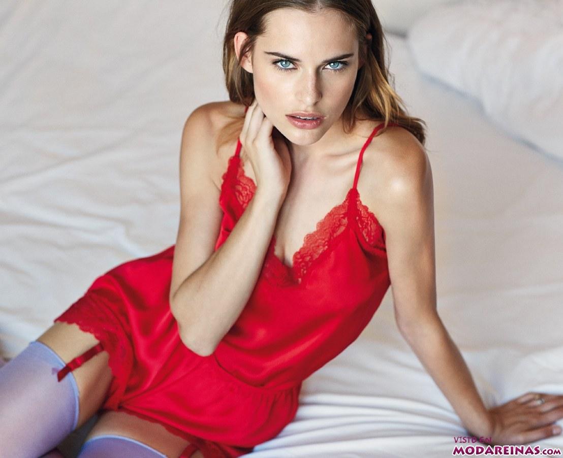 pijama rojo de wome´s secret