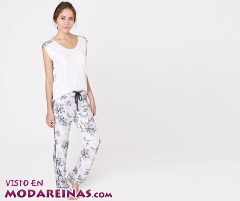 Tres pijamas de moda gracias a Oysho