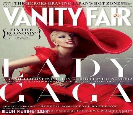 Lady Gaga portada de Vanity Fair