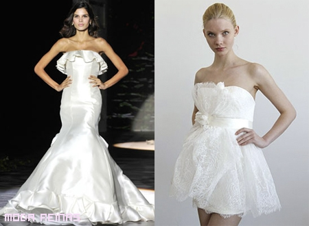 Vestidos de novia 2011 ALTA COSTURA