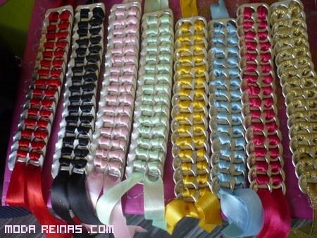 Cómo hacer pulseras de chapas a la moda