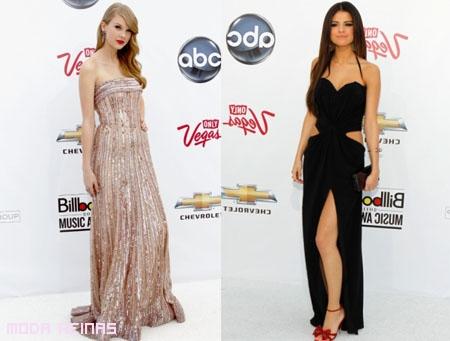 Mejores vestidas de los Billboard 2011