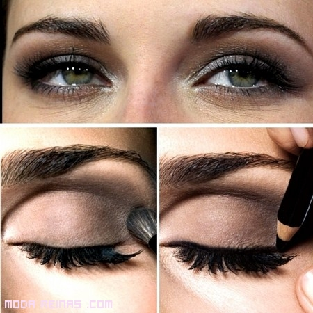 trucos para un smokey eyes perfecto