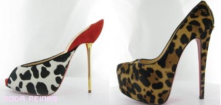 Zapatos de Christian Louboutin Primavera 2010