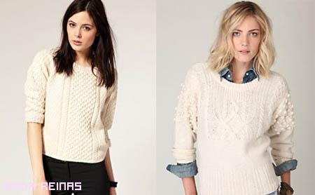 Tendencias Invierno 2011: jersey a punto