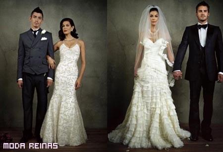 Vestidos de novia para cada estilo