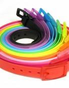 Cinturón de colores