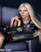 Lady Gaga imagen de Versace