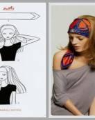 Seis maneras de llevar un pañuelo