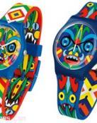 Relojes diseñados por Mika