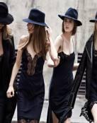La prenda más atrevida: vestidos lenceros