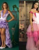 Vestidos para quinceañeras por Clara Babour