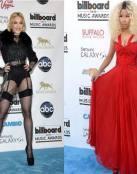 Las mejores galas en los premios Billboard 2013