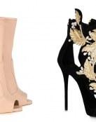 Botines y sandalias originales de Giuseppe Zanotti