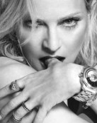 Madonna nueva imagen Versace 2015