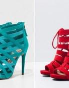 Viste tus pies con los nuevos zapatos Bershka