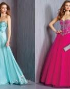 Seis impresionantes vestido de Alyce Paris