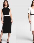 Moda en blanco y negro de El Corte Inglés