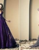 Vestidos de fiesta impresionantes de Ziad Nakad