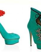 Zapatos Charlotte Olympia inspirados en Shanghai