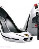 Tacones Lamborghini Gallardo