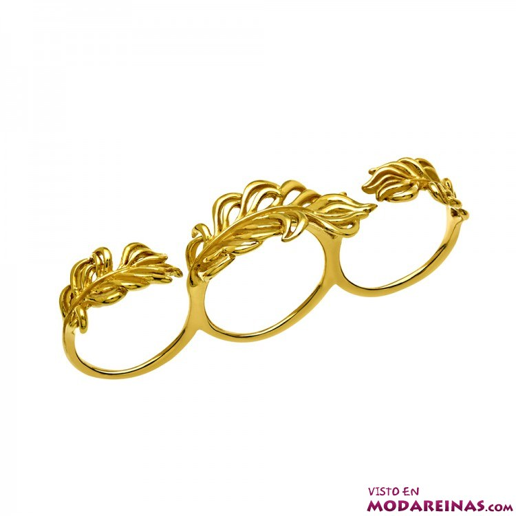 triple anillo aristocrazy