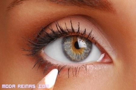 Lápiz de ojos blanco...para dar vida a tu mirada