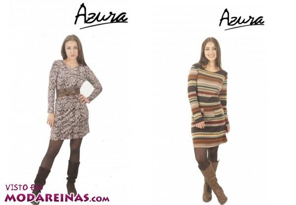 Nuevos vestidos Azura
