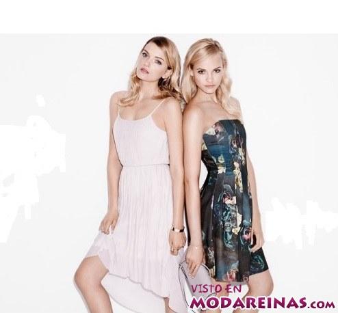 vestidos baratos H&M