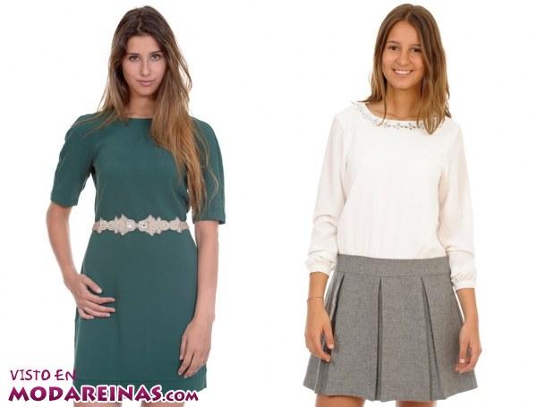Nuevos vestidos cortos Amichi
