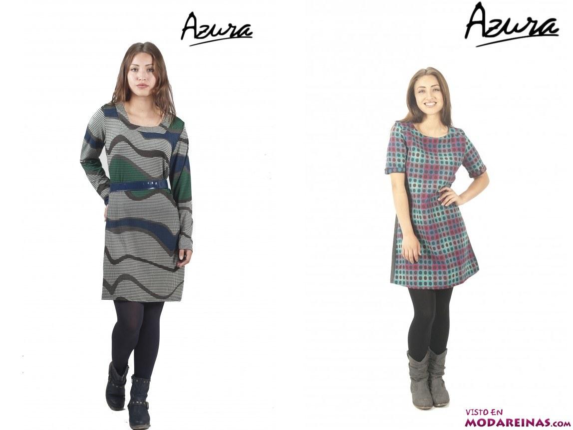 vestidos cortos para invierno 2015