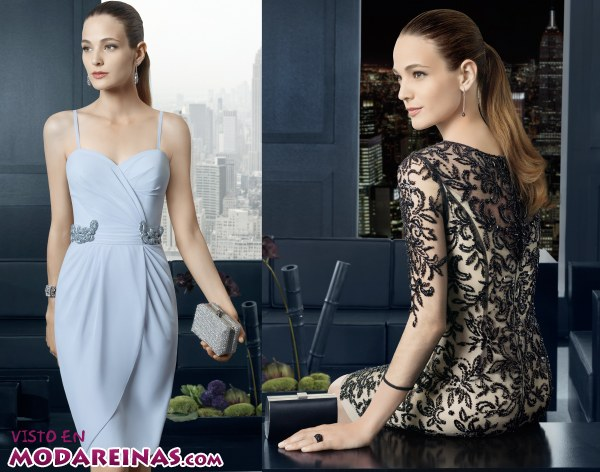 Vestidos de Rosa Clará más elegantes
