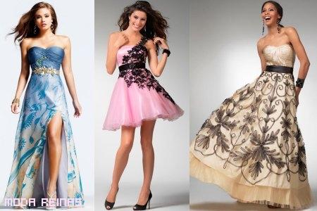 vestidos con glamour