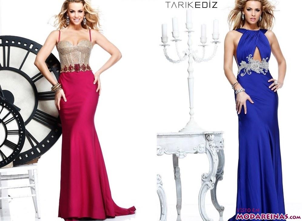 vestidos de graduación Tarik Ediz