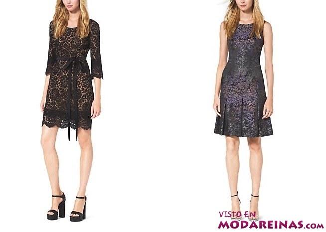 vestidos elegantes Michael Kors