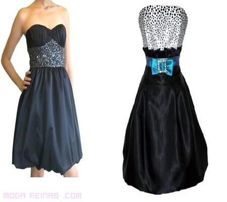 vestidos globo elegantes