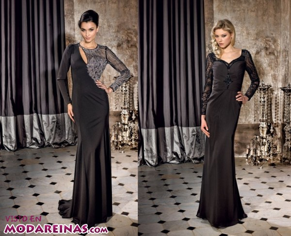 Elegantes vestidos para fiesta de Lovely Night