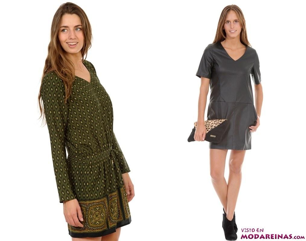 vestidos para otoño Amichi