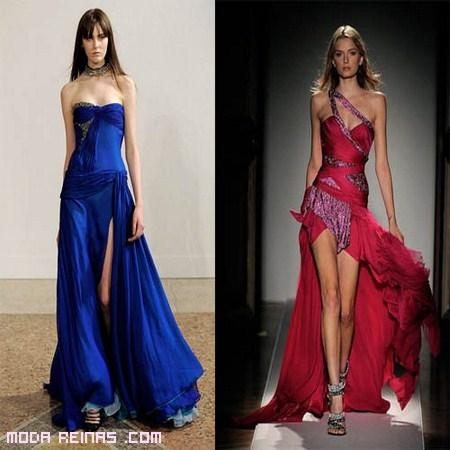 vestidos sexy con aberturas
