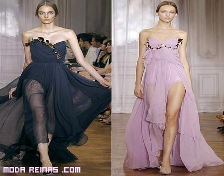 Vestidos Nina Ricci para este verano 2012