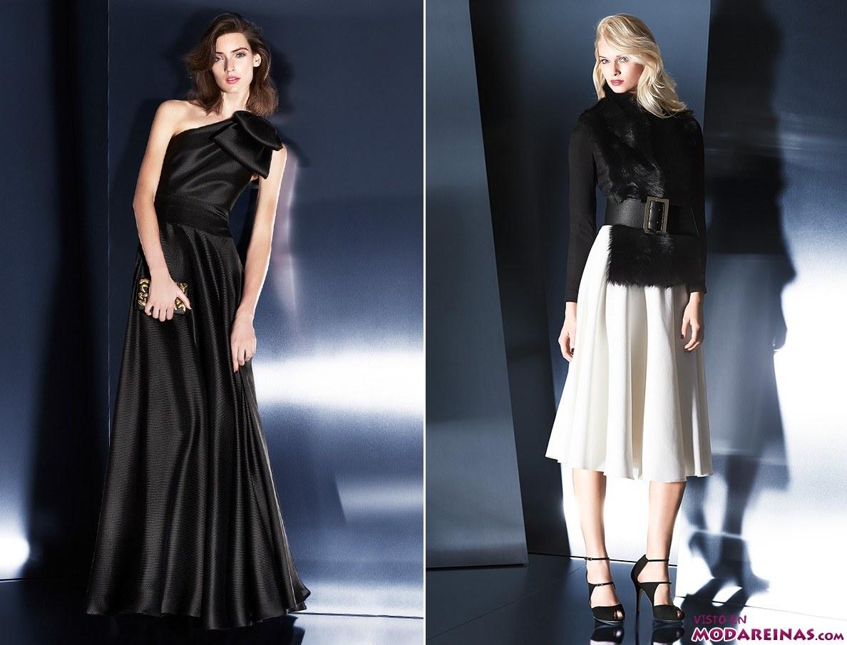 vestidos y faldas Escada