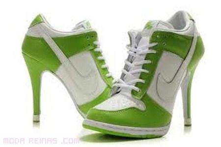 Calzado Nike de moda