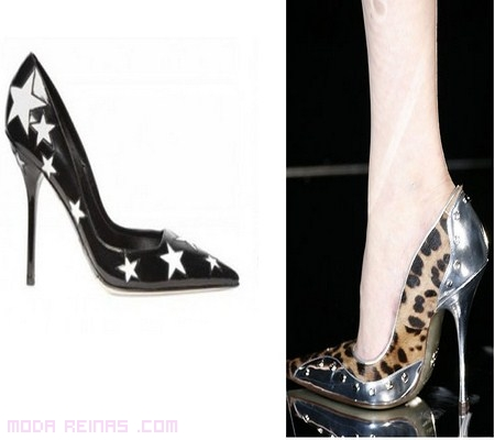 Zapatos Dolce & Gabbana para la primavera 2012