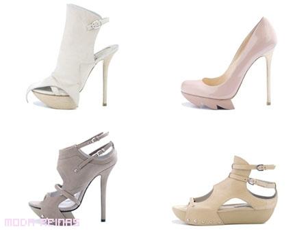 Calzados con estilo futurista 2011