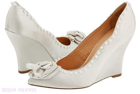 Sugerencias de zapatos para jardin foro moda nupcial for Zapatos para boda en jardin