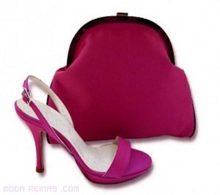 Combinar bolsos y zapatos